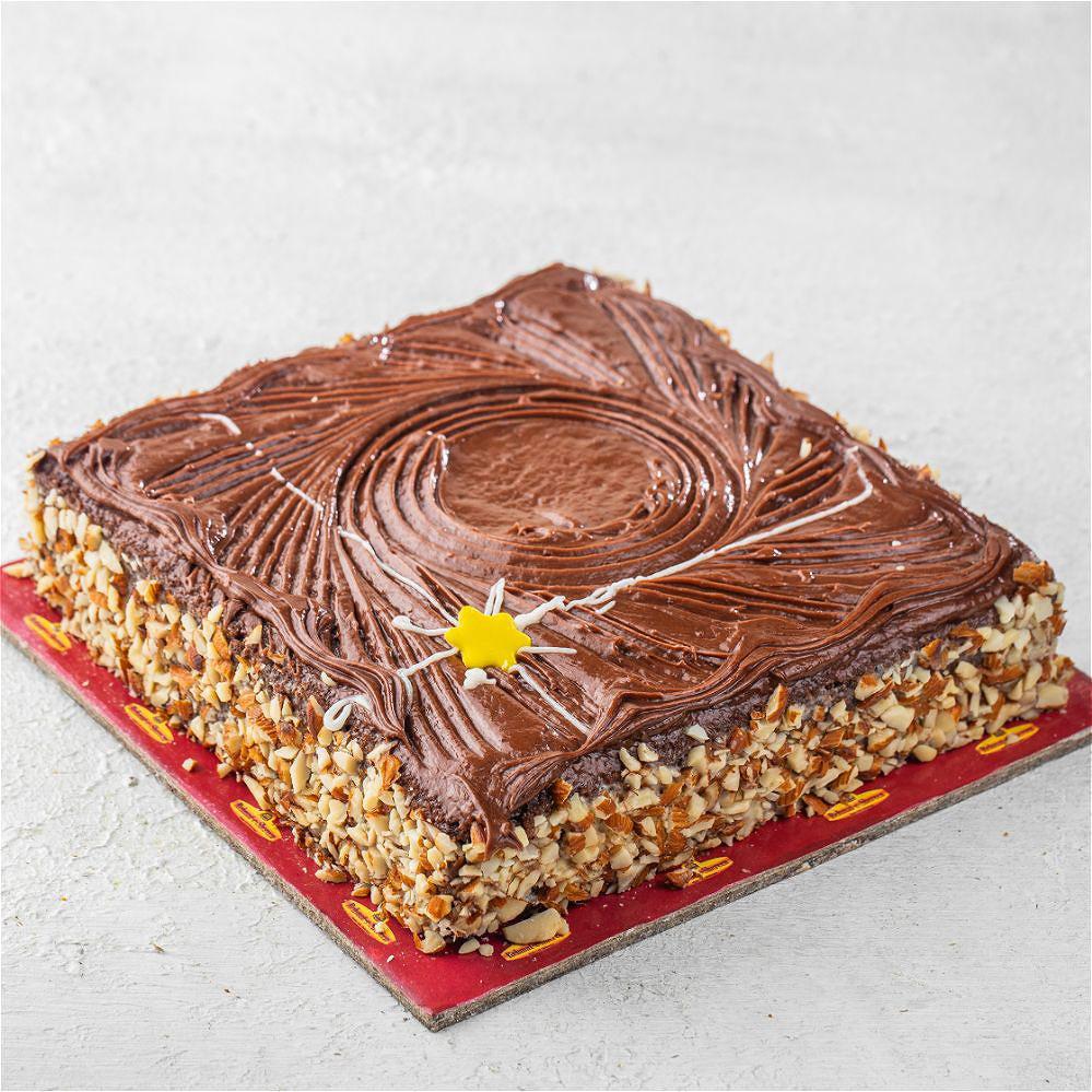 CHOCOLATE HYDERABADI CAKE (2 Lb)