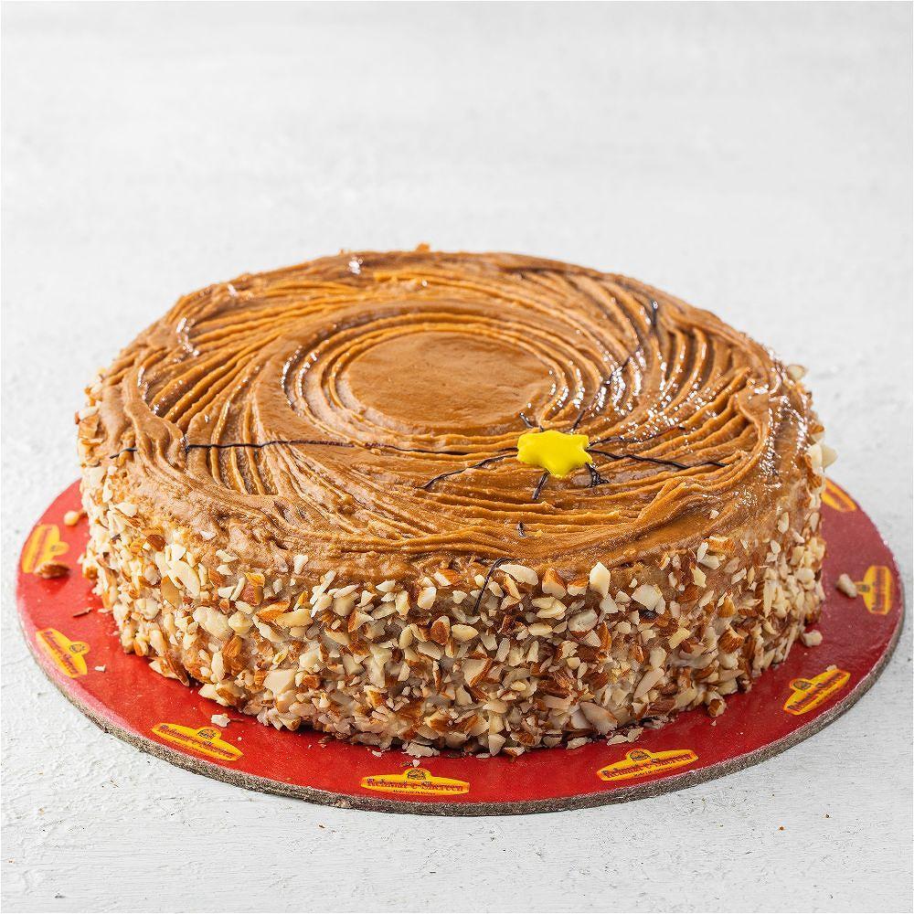 COFFEE HYDERABADI CAKE (2 Lb)