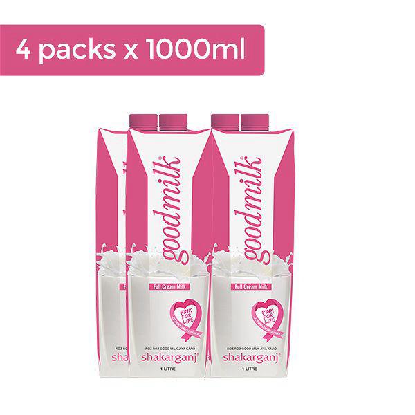 Goodmilk - 4 Packs