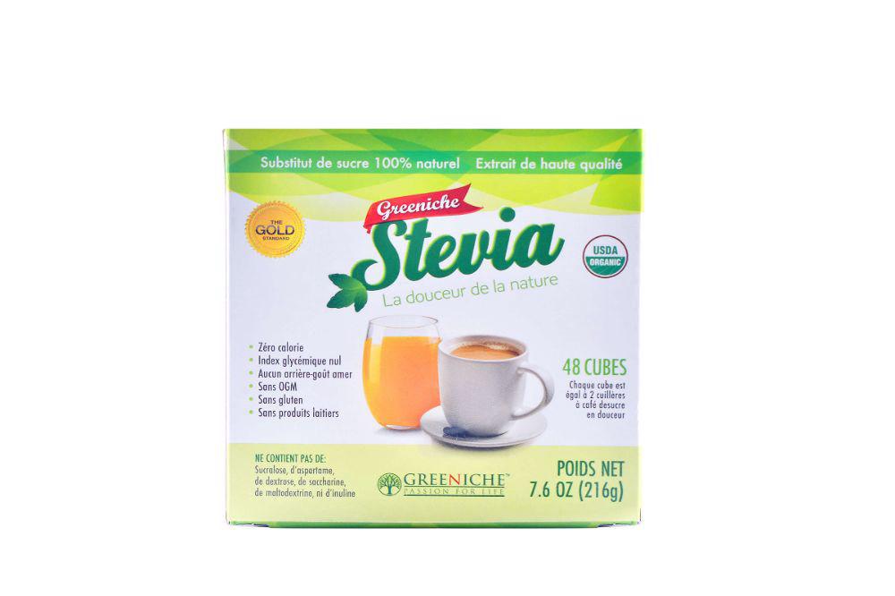 Greeniche Stevia Cubes