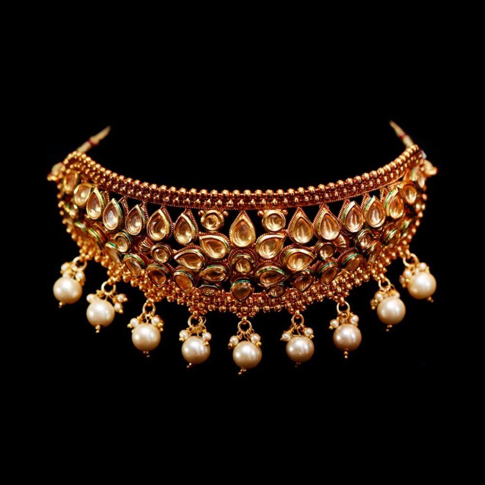 Rajwari Collar Set
